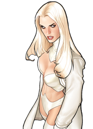 Emma Frost Marvel XP