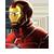 Iron Man-B 1 Icon