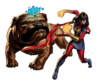 Kamala Khan and Lockjaw