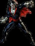 Morbius Portrait Art