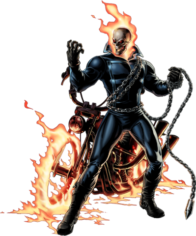 File:Ghost Rider Right Portrait Art.png