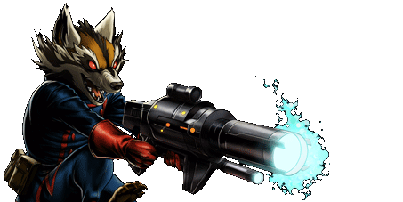 Rocket Raccoon Dialogue 1