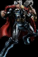 Thor Right Portrait Art