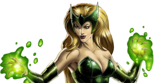 Enchantress Dialogue