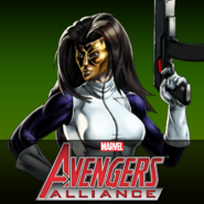Madame Masque Defeated