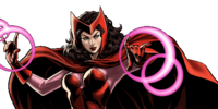 Scarlet Witch/Boss