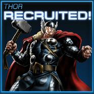 Thor Recruited