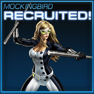 Mockingbird Recruited