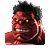 Red Hulk Icon