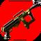 Repurposed Machine Pistol