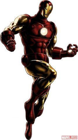 File:Iron Man Mk V Armor Marvel.com Art.jpg