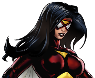 Spider-Woman Dialogue 1