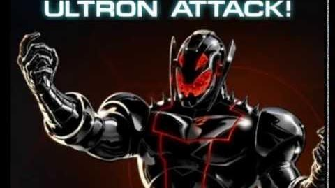 - Emergency - Ultron Attack!