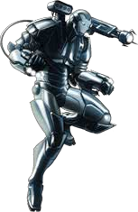is war machine an avenger