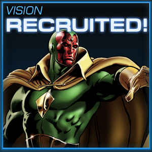 Vision Recruited