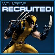Wolverine Recruited