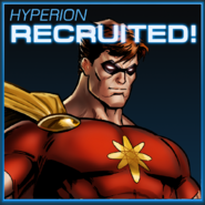 Hyperion Recruited