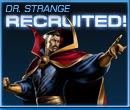 Dr. Strange Recruited Old