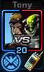Group Boss Versus Kurse (Tactician)