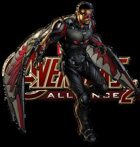 Maa2 falcon CW logo
