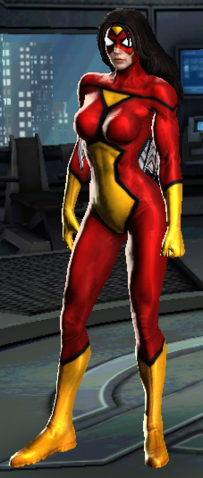 File:Classic Spider-Woman Model.PNG