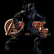 Modern Black Panther Model