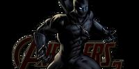 Modern Black Panther