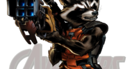 Cinematic Rocket Raccoon