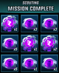 Scouting Mission Reward - Infiltrator