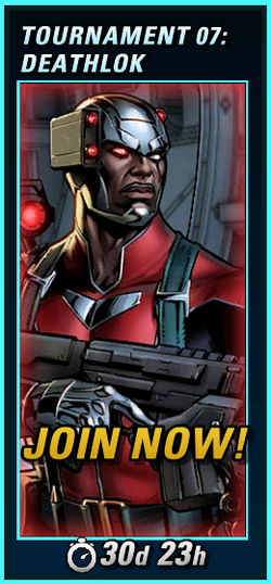 PVP Tournament 07 Deathlok