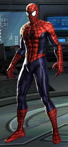 File:Classic Spider-Man Model.PNG