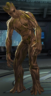 Cinematic Groot Model