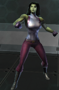 Street She Hulk In Game
