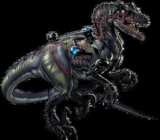 Raptor (Season 1 Chapter 2) Portrait Art