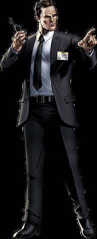 File:Agent Coulson Portrait Art.png