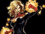 Captain Marvel Dialogue