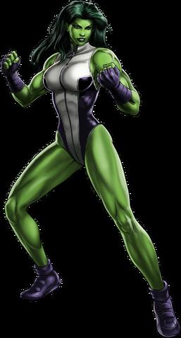 File:She-Hulk Portrait Art.png
