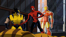 New Avengers Protocol