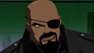 Nick Fury Proposal One