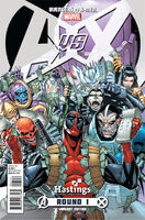 Avengers vs X-Men Vol 1 1 Variant 6