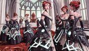 Clones of Madelyne Pryor