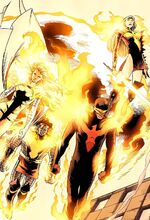Phoenix Five (earth-616) 00
