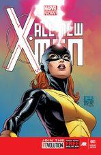 All New X-Men 1 Quesada Variant