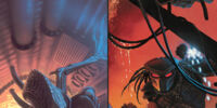 Aliens-Predator Panel to Panel