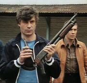 Ithaca Model 37 in The Professionals