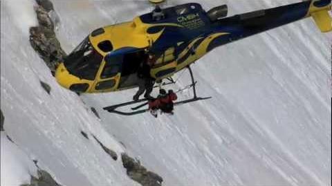 Ecureuil - ASTAR AS 350 B3 F-GTTB CMBH Chamonix Mont-Blanc