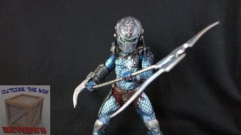 """Hive Wars Kenner tribute Predator"" NECA Predators wave 10"