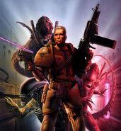 Arnie vs. Aliens full