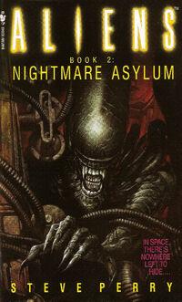 Nightmare Asylum Cover
