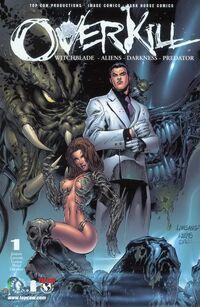 Overkill - Witchblade-Aliens-Darkne